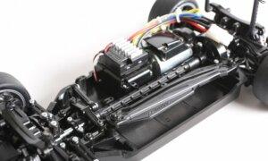 1:10 Scale Tamiya Radio Control (RC) Ford Capri