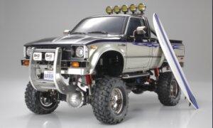 1:10 Scale Tamiya Toyota Hilux Hi-Lift Radio Control Model Kit