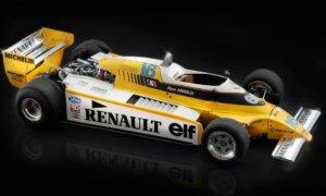1:12 Scale Italeri Renault RM Turbo 23 F1 Car Model Kit
