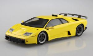 1:24 Scale Aoshima Lamborghini Diablo GT