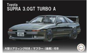 1:24 Scale Fujimi Toyota Supra 3.0GT Turbo A Model Kit