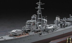 1:350 Scale Hasegawa IJN Japanese Navy Destroyer Shimakaze Model Kit #