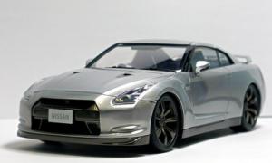 1:24 Scale Fujimi Nissan Skyline R35 GT-R Model Kit #