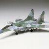 1:72 Scale Tamiya MiG-29 Fulcrum-A Aircraft Model Kit #
