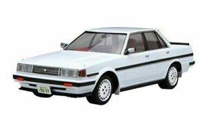 1:24 Scale Fujimi Toyota Cresta GT Twin Turbo GX71 Model Kit #