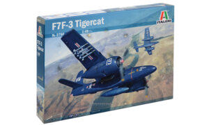 1:48 Scale Italeri F7F-3 Tigercat Model Kit