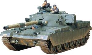 1:35 Scale Tamiya British Army Chieftain MK5 Tank Model Kit #