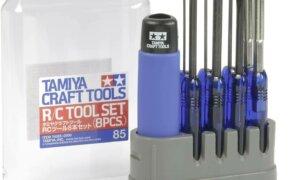 Tamiya R/C 8 Piece Tool Set #