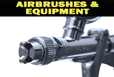 Airbrushes Home Page Button 2