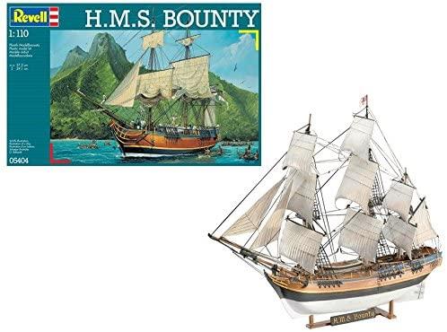 1:110 Scale Revell HMS Bounty