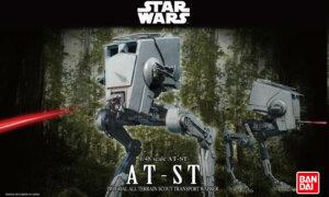 1:48 Scale Revell Star Wars AT-ST Model Kit