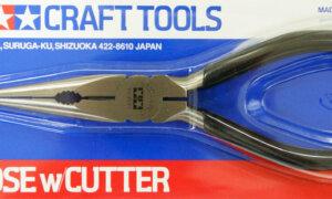 Tamiya Long Nose W/Cutter For Radio Control Kits