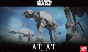 1:53 Scale Revell Star Wars AT-AT Model Kit