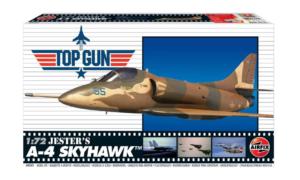 1:72 Scale AirFix Top Gun Jesters A-4 Skyhawk Model Kit
