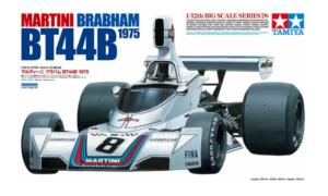 1:12 Scale Tamiya Brabham BT44B Model Kit