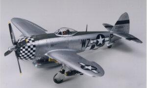 1:48 Scale Tamiya Republic P-47D Thunderbolt Model Kit #