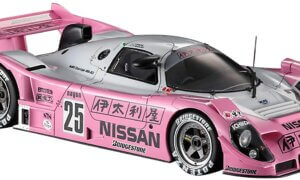 1:24 Scale Hasegawa Italya R92CP 1993 Model Kit *LIMITED EDITION