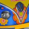 1:10 Scale Tamiya Flower Power VW Type 2 T1 Radio Control Kit