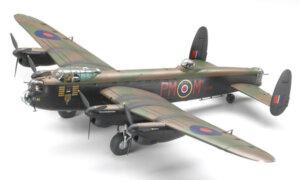 1:48 Scale Tamiya Avro Lancaster B Mk.I/III Model Kit
