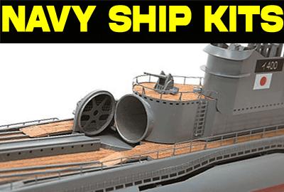 Navy Ship Kits copy